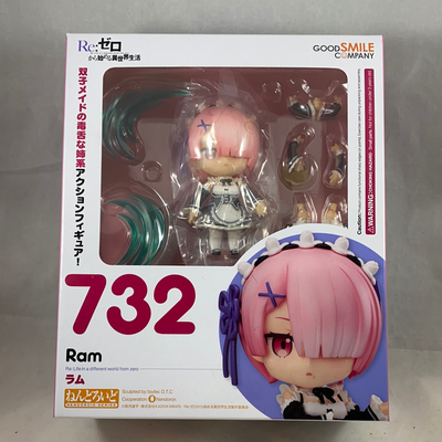 732 -Ram Complete in Box