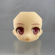 Cu-poche 40-A -FRAME ARMS girl MATERIA WHITE Smiling Face