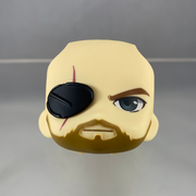 863-DX-4 -Thor's Eyepatch Wearing Face