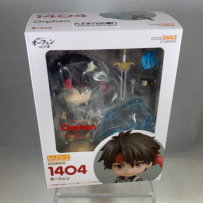 1404 -Orphen Complete in Box