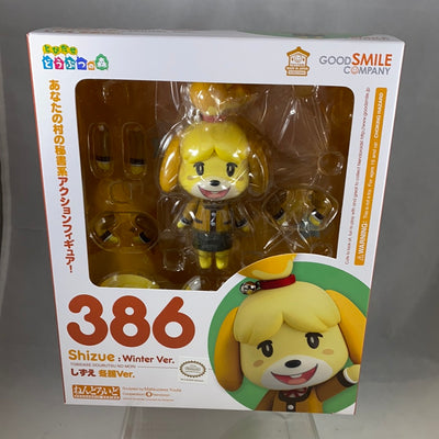 386 -Shizue (Isabelle) Winter Vers. Complete in Box
