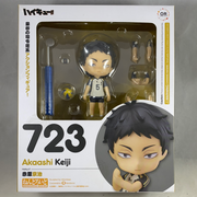 723 -Akaashi Complete in Box (rice stickers on face)