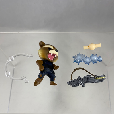 1127-Dx -Winter Soldier's Buddy, Rocket Raccoon with Weapon