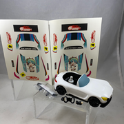 1293 -Racing Miku 2020 Vers. Car with Decals