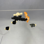 1127 -Winter Soldier's Machine Gun with Hands