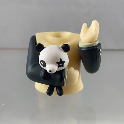 1307 -Yukino's Pan the Panda Plushie with Arms