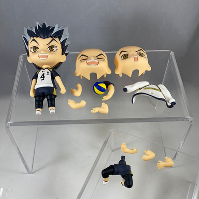 719 -Bokuto (Out of Box Missing Stands)