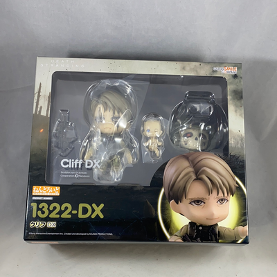 1322-DX -Cliff DX Complete in Box