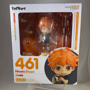 461 -Hinata Original Vers. Black Uniform Complete in Box