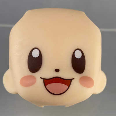 Nendoroid More Face Swap 04: Chipmunk-Like Chibi Face