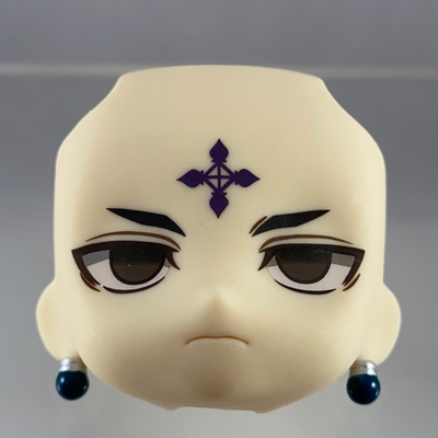 1186-3 -Quwrof (Chrollo Lucilfer)'s Frown