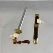 1246 -Lin's Yue Maiden Sword with Sheath