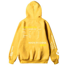 Load image into Gallery viewer, LEMON TEA | CLASSIC STREETWEAR HOODIE