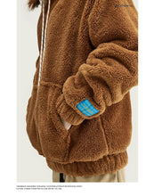 Load image into Gallery viewer, SIMPLE | WINTER FLUFF HOODIE