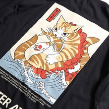 "Load image into Gallery viewer, ""G-ZILLACAT"" 