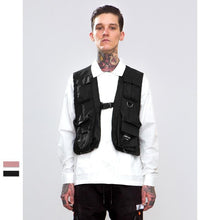 Load image into Gallery viewer, SIM Eye-Spice | Thin Streetwear Vest