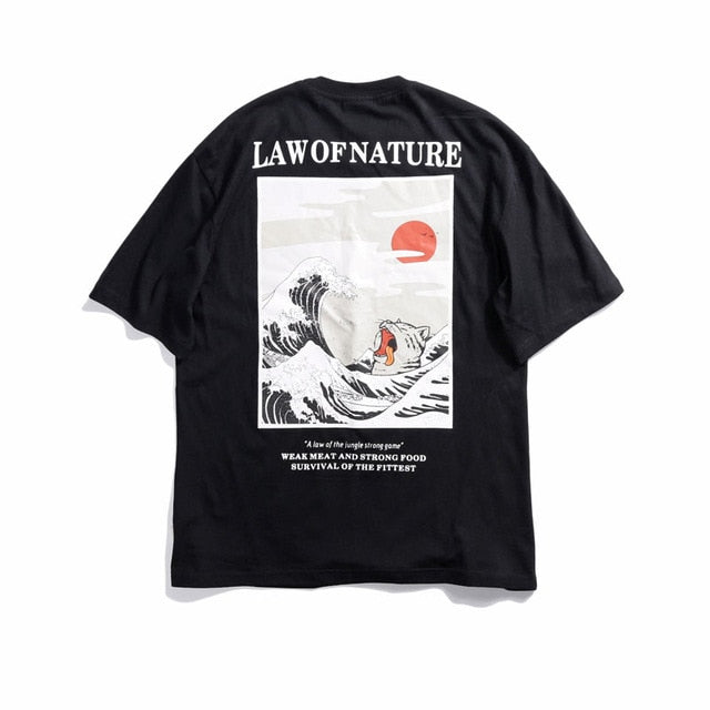 LAW OF NATURE | HARAJUKU TEE