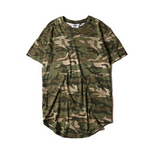 Load image into Gallery viewer, Striped & Camo | Sim Extended Tee