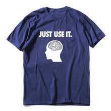Load image into Gallery viewer, JUST USE IT | FUNNY T-SHIRT