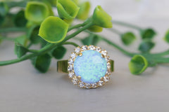 Opal gemstone birthstone