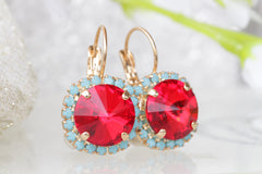 red turquoise jewelry