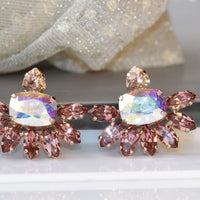 Antique Pink Cluster