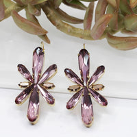 Antique Pink Earring