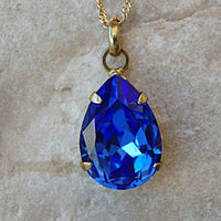 Blue Royal Pendant