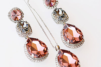 Blush Jewellery Sets