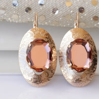 Blush Pink Earrings