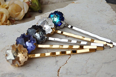 Bridal Bobby Pins