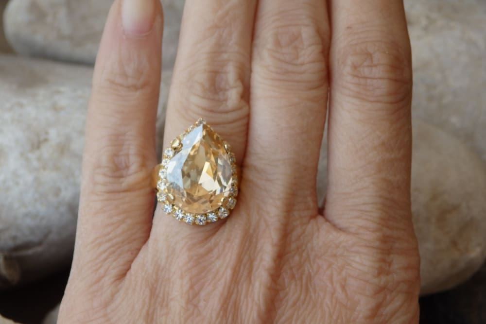 31270ca076df1 Champagne Ring