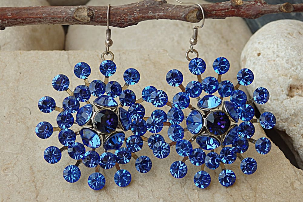 Evening Crystal Swarovski Earrings