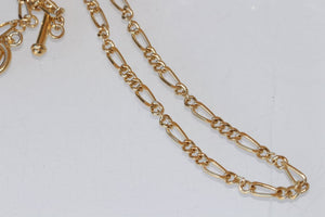 Gold Gourmet Necklace