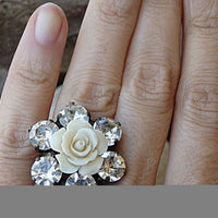Large Statement Ring