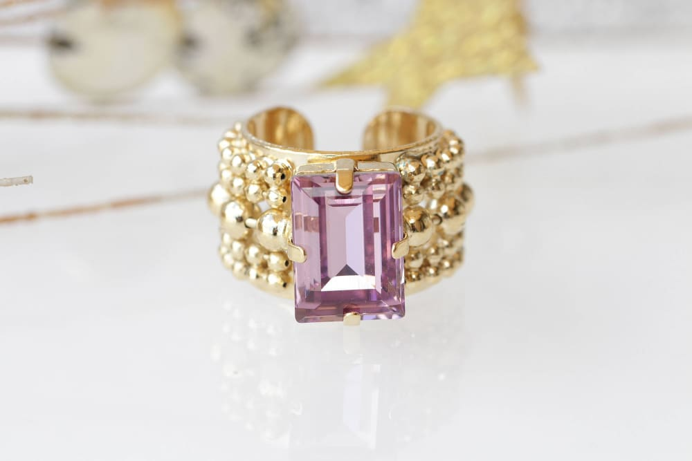 Light Purple Ring