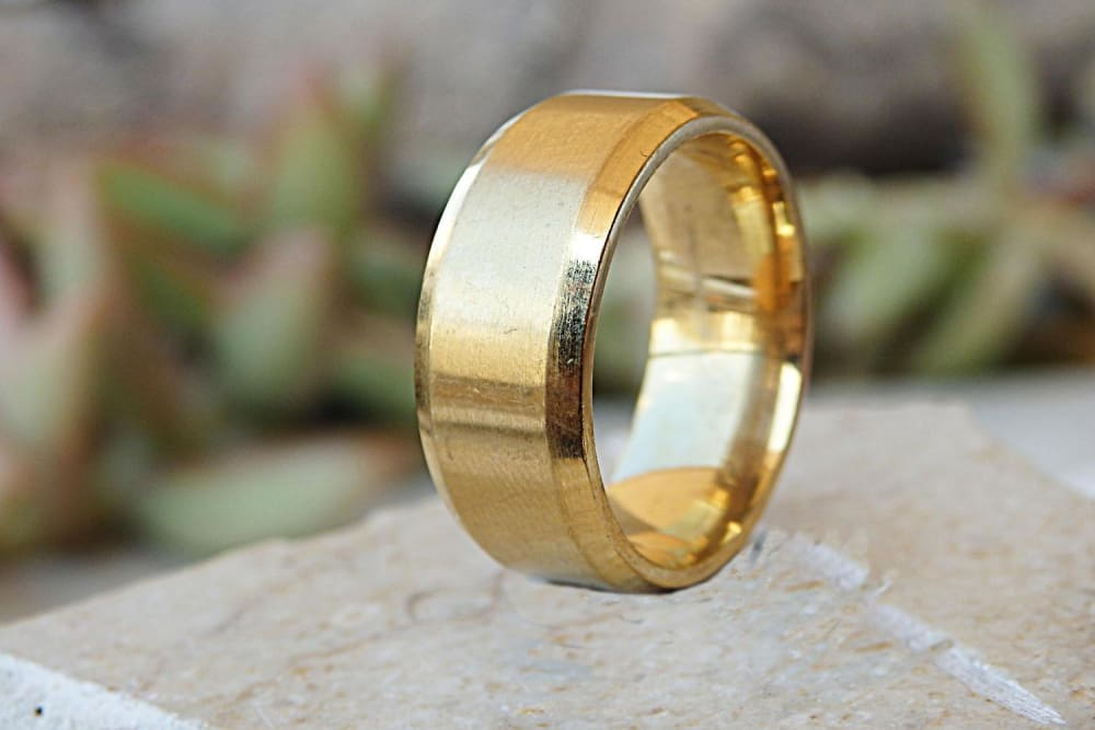 Simple Wedding Ring.Simple Wedding Band