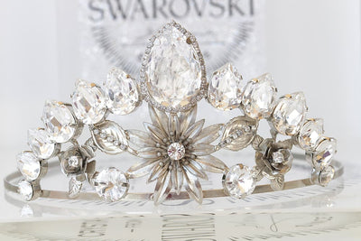 Wedding Crystal Tiara