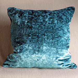 Patterned textured velvet - The Glasgow Guild