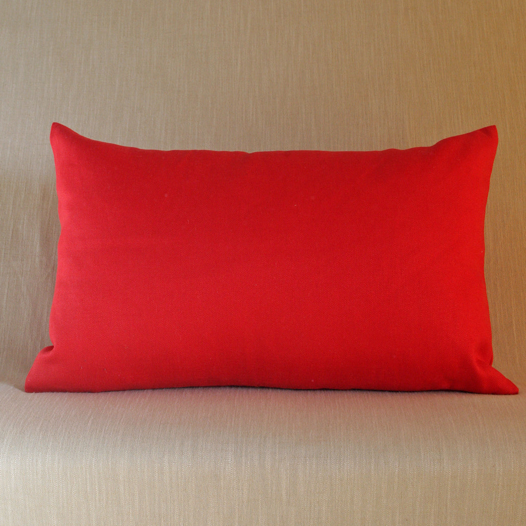 Bright red linen - The Glasgow Guild