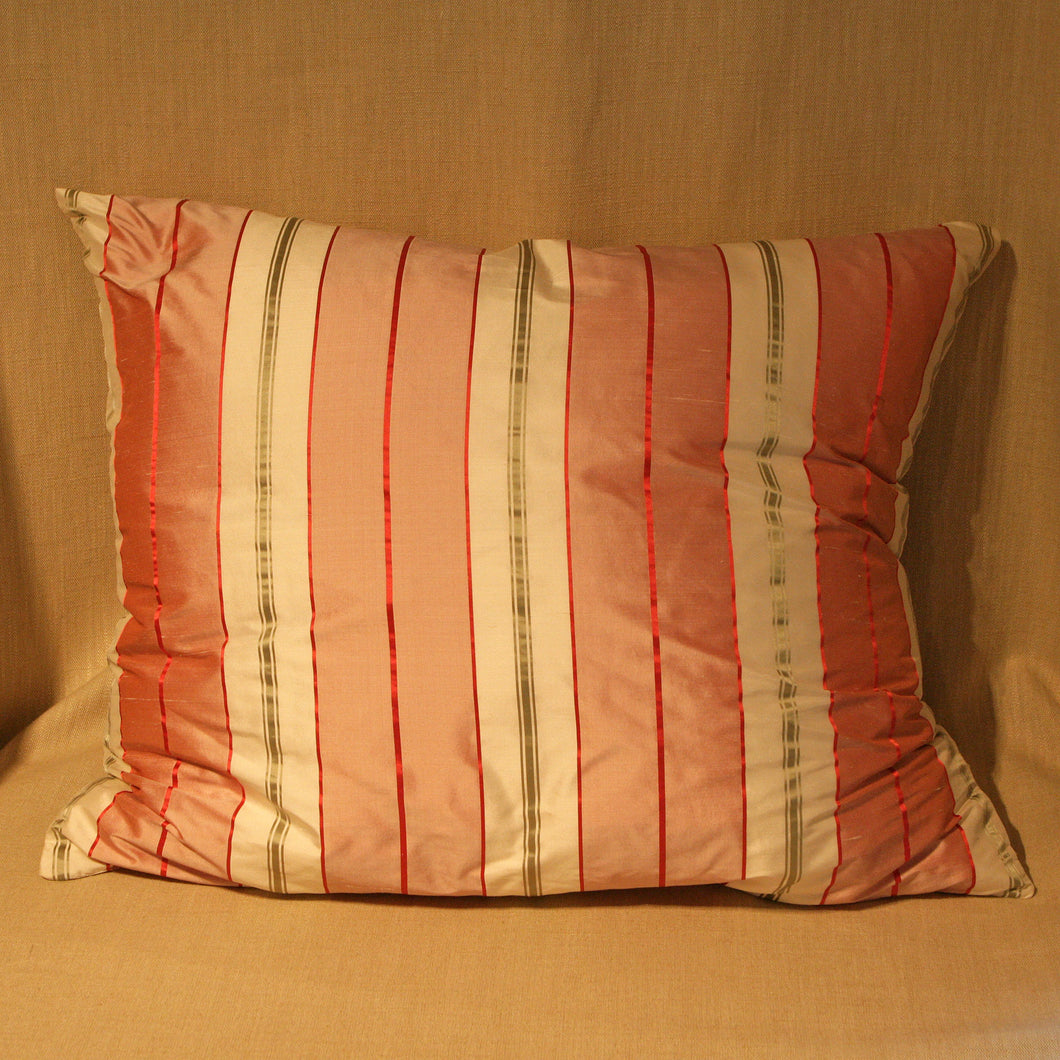 Striped woven silk - The Glasgow Guild