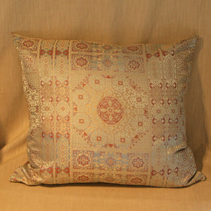 Woven silk Moorish design - The Glasgow Guild