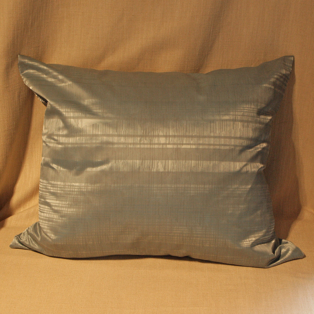Screen printed cushion by Glasgow artist Ciaran Moore