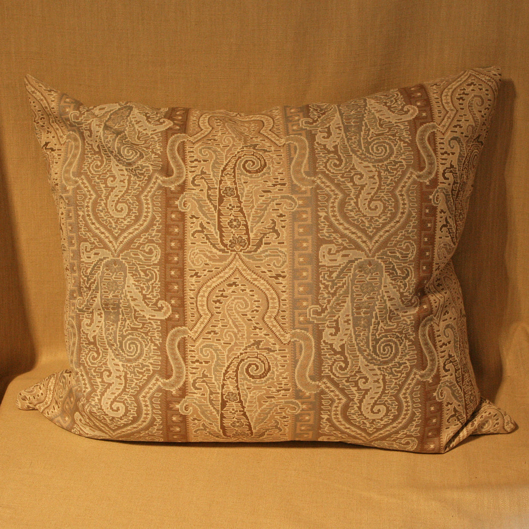 Woven contemporary Paisley - The Glasgow Guild