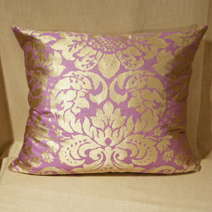 Modern silk damask - The Glasgow Guild