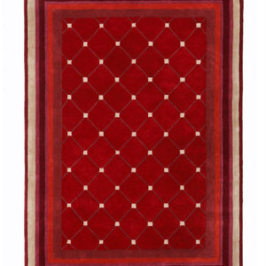 Tapis Palazzo Scarlet - The Glasgow Guild