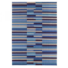 Load image into Gallery viewer, Tapis Colorama Blue - The Glasgow Guild