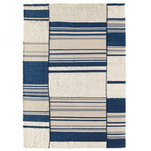 Load image into Gallery viewer, Tapis De Stijl Large Blue