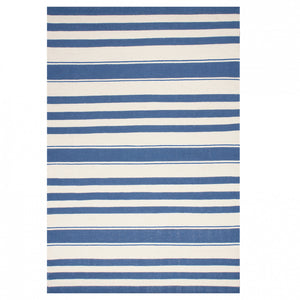 Tapis Littoral Mid Blue Large - The Glasgow Guild