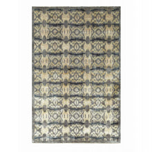 Load image into Gallery viewer, Tapis Boukhara Pale Grey - The Glasgow Guild